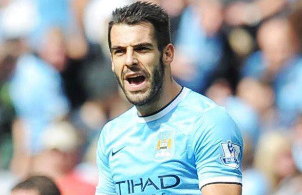 Alvaro Negredo sta trascinando il Manchester City a suon di gol.
