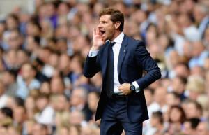 Premier League: Villas Boas, tecnico del Tottenham