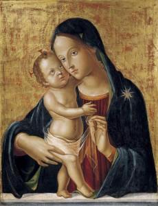 Antoniazzo_Romano_-_Madonna_and_Child_-_WGA00765