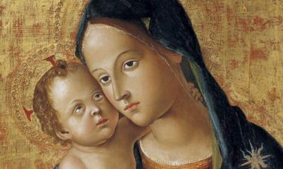 Antoniazzo_Romano: madonna con bambino