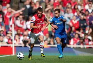 Arsenal e Chelsea lotteranno fino in fondo, insieme al City, per il titolo della Premier League.