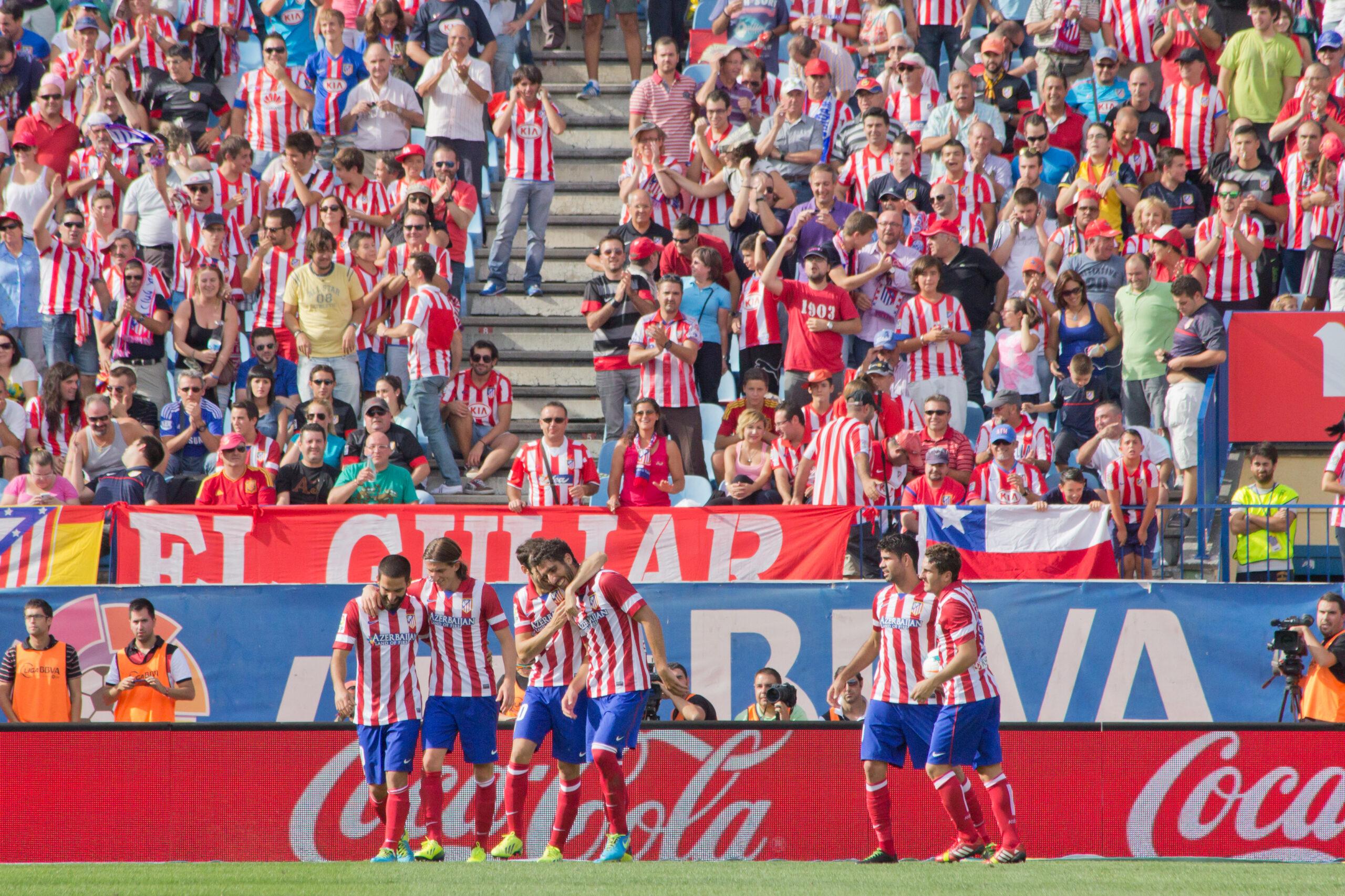 Atletico Madrid, SportCafe24