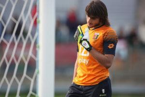 Genoa-Inter: Perin è l'eroe di giornata