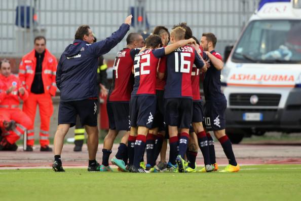 Il Cagliari: una squadra grintosa e compatta
