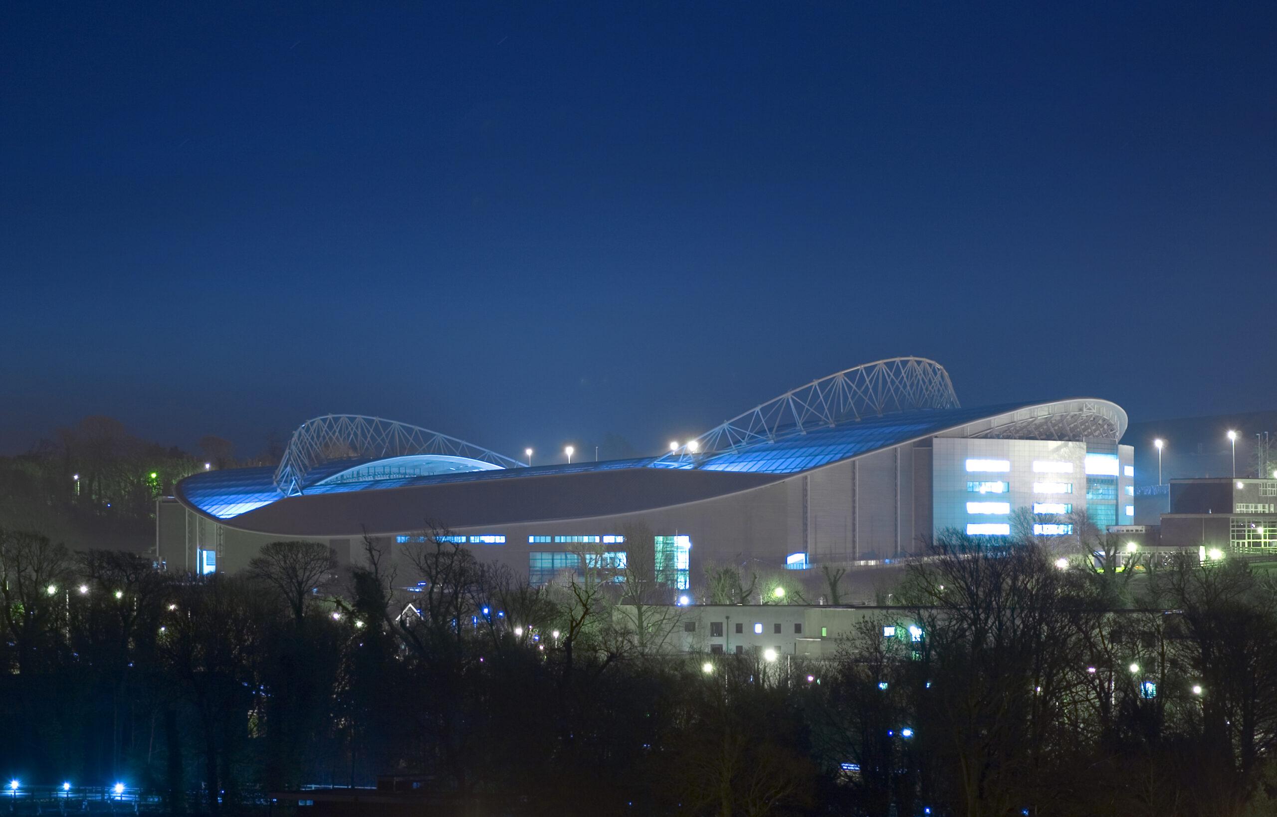 Amex Stadium Brighton Alfano