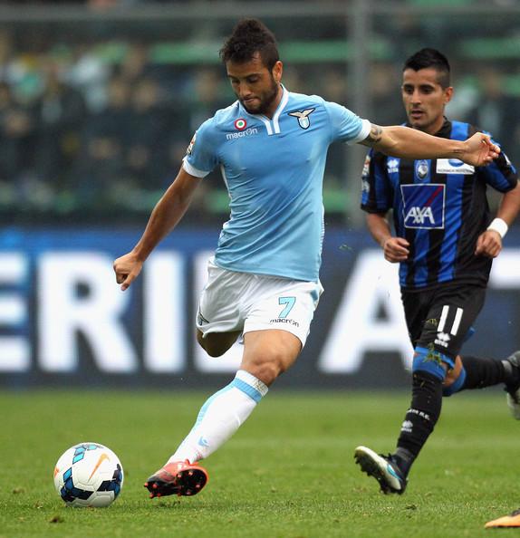 Felipe Anderson, trequartista della Lazio
