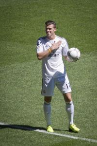 Gareth Bale a segno nel 4-0 del Real Madrid sull'Almeria