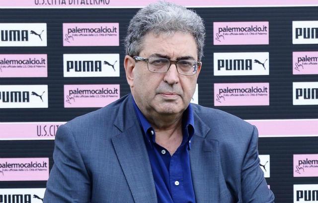 Giorgio Perinetti, direttore dell'area tecnica del Palermo