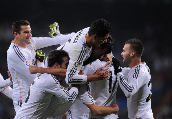 Il Real Madrid parte favorito nel Derby di oggi
