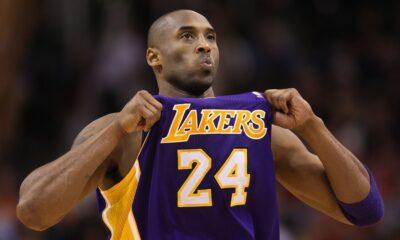 Kobe Bryant è il terzo miglior marcatore di sembre in Nba.