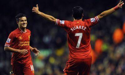 Weekend decisivo per l'assegnazione della Premier, il Liverpool di Suarez ospita infatti i Citizens di Pellegrini.