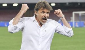 Marco Baroni, allenatore del Lanciano