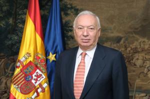 Il ministro degli esteri spagnolo Josè Manuel Garcìa-Margallo.