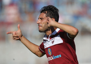 Serie B: Matteo Mancosu, attaccante del Trapani