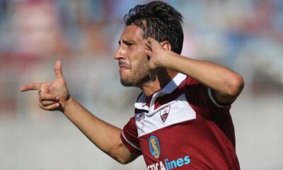 Matteo Mancosu, attaccante del Trapani