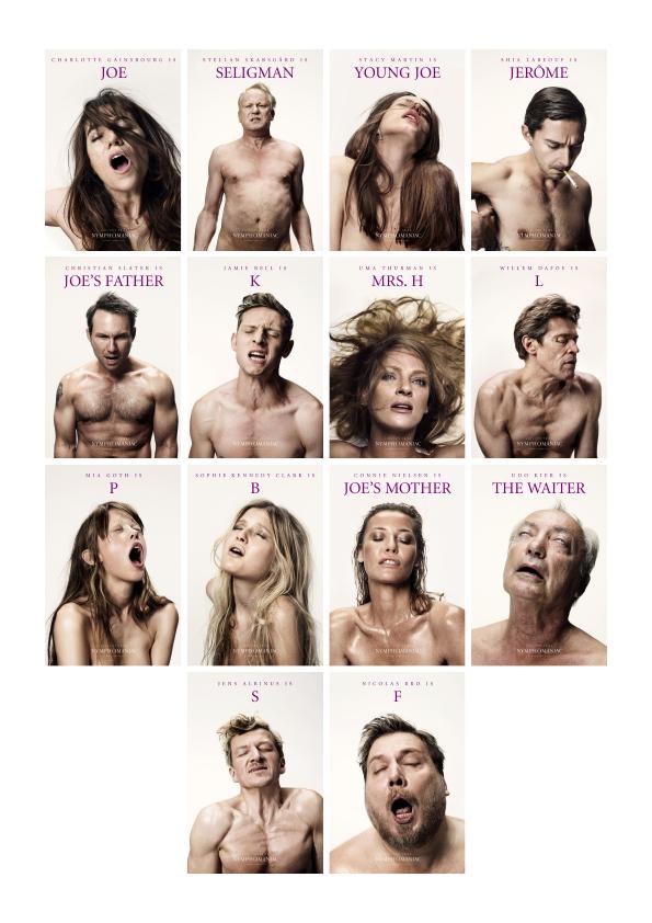 Nymphomaniac: l'osceno film di Von Trier