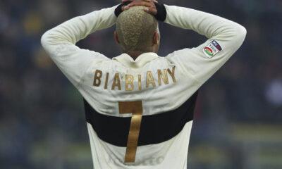 Jonathan Biabiany, attaccante del Parma