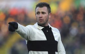 Chievo-Parma la decide Antonio Cassano, goal e assist per lui
