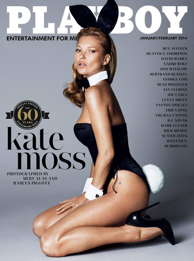 Kate Moss, Playboy, SportCafe24