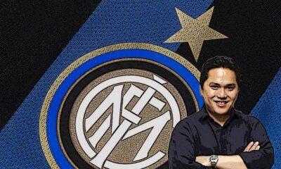 Il presidente dell'Inter Erick Thohir