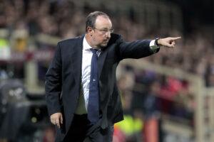 Rafael Benitez, allenatore del Napoli