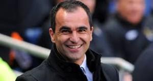 Roberto Martinez, tecnico dell'Everton