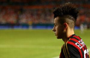Stephan El Shaarawy, attaccante del Milan
