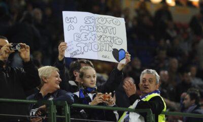 Inter-Sampdoria: benvenuto Thohir da un tifoso interista