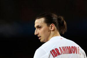 Zlatan Ibrahimovic solito mattatore per i parigini
