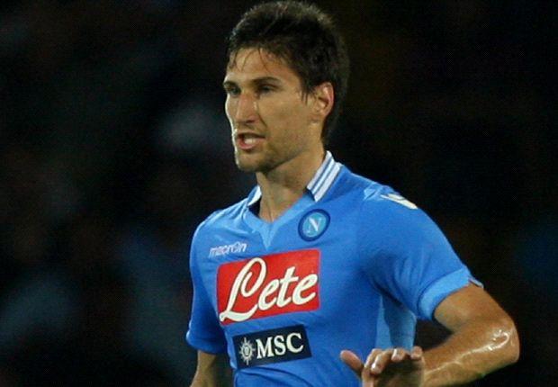 Federico Fernandez, difensore del Napoli