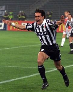 Filippo Inzaghi: protagonista di notti vincenti di Champions con Juve e Milan