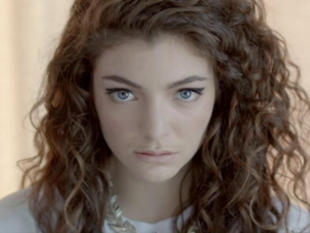 Lorde, duetto con Messi