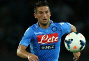 Napoli-Juventus: Mertens entra e al primo pallone giocabile chiude il match