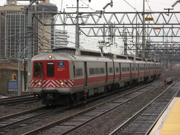 il treno deragliato a New York