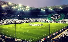 lo stadio del Moenchengladbach