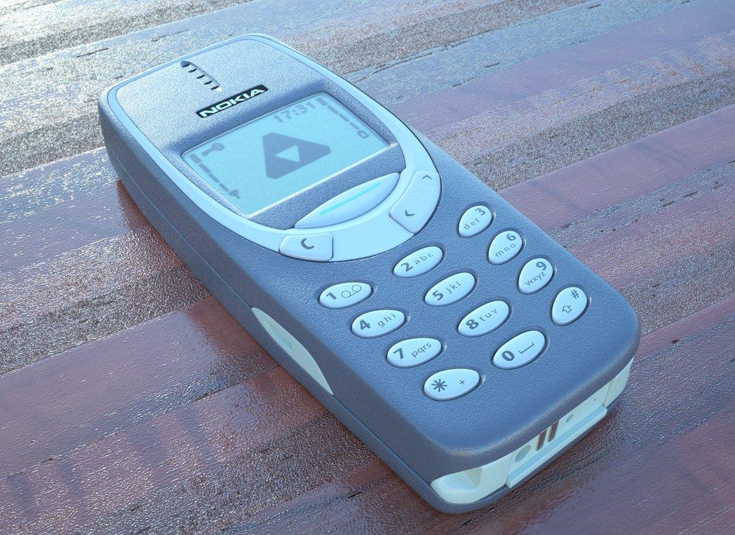 """Il più famoso telefono """"old-gen"""": il nokia 3310"""
