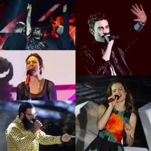 X Factor 7 I cinque concorrenti che hanno presentato i propri inediti