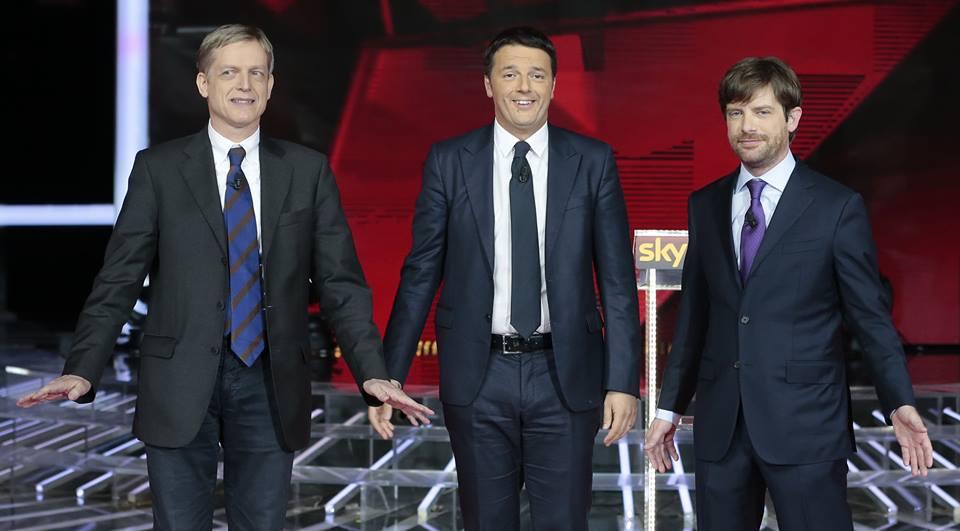 primarie pd: Cuperlo, Renzi e Civati