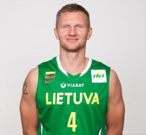14 punti per il lituano Kaukenas
