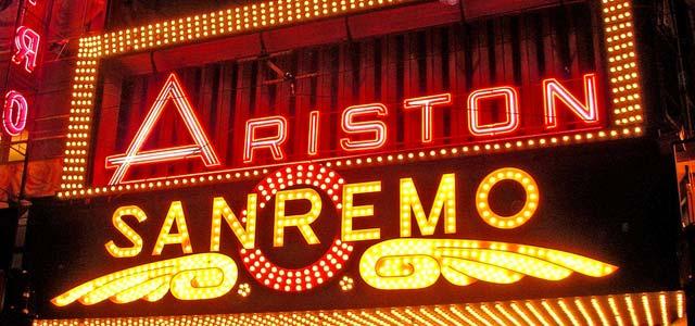 Teatro Ariston a Sanremo