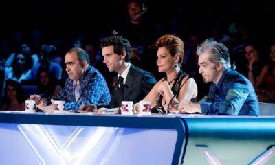 X Factor: i giudici