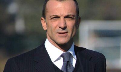 Marco Branca, licenziato dall'Inter