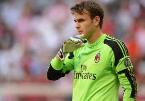 Gabriel, ex portiere del Milan