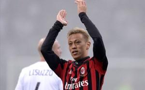 Keisuke Honda, uno dei problemi di Seedorf