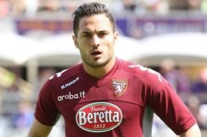 D'Ambrosio con la maglia del Torino