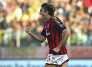 Alessandro Matri, con la fine delle comproprietà, probabilmente lascerà il Milan in prestito