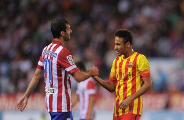 Atletico Madrid e Barcellona a caccia dei tre punti