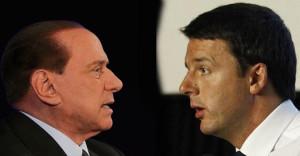 Renzi e Berluscon si sono accordati per l'Italicum