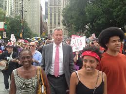 Bill De Blasio, nuovo sindaco di New York.