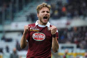 Ciro Immobile,13 gol e due assist con il Torino